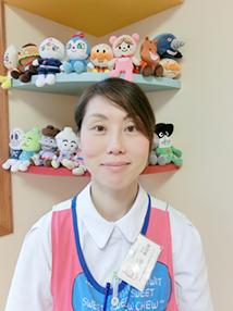 小児科スタッフ1 戸田