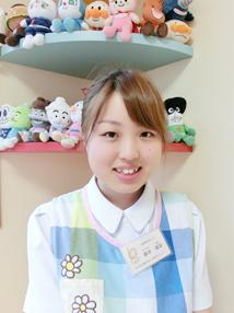 小児科スタッフ2 藤本
